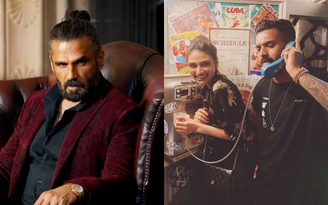 Are KL Rahul and Athiya Shetty the new lovebirds in B-TOWN?