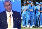 Virender Sehwag and India
