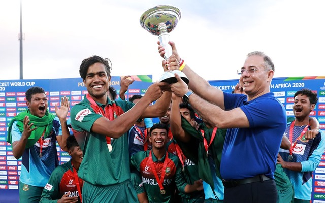 Bangladesh and India players sanctioned for U19 World Cup final brawl
