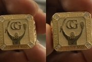 Chris Gayle's ring