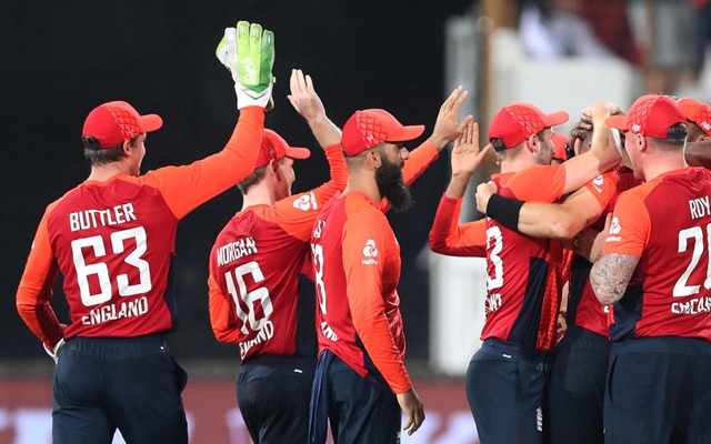 England chase down mammoth total to clinch series win