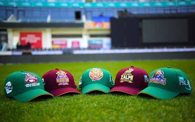 Green cap and Maroon cap - CricTracker