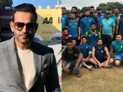 Irfan Pathan and Jammu & Kashmir