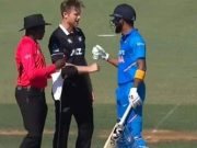 KL Rahul and James Neesham