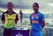 Meg Lanning and Harmanpreet Kaur