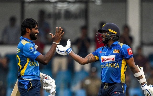Sri Lanka Secure Series Vs Windies After Dominating Victory