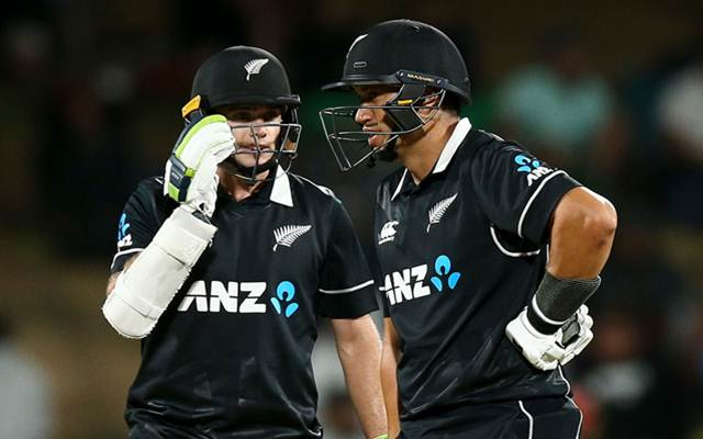 Image result for Tom Latham-Ross Taylor vs India