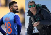 Virat Kohli and Bear Grylls