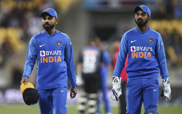 Blessed' - KL Rahul posts his picture with skipper Virat Kohli on social  media