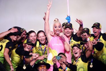 Katy Perry and Australia Women