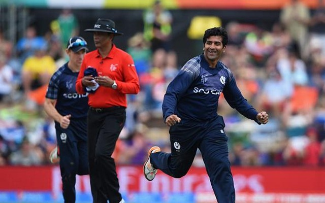 Image result for Majid Haq scotland cricketer