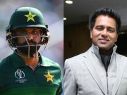 Mohammad Hafeez and Aakash Chopra