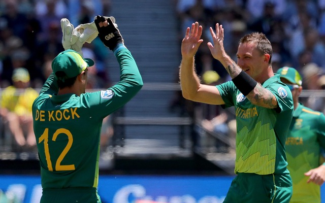 I would love to be in quarantine with Quinton de Kock: Dale Steyn