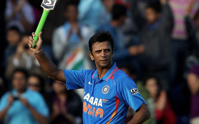 Bat till the end like THE WALL did' – AAP exemplifies Rahul Dravid ...