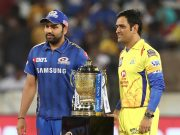 Rohit Sharma and MS Dhoni