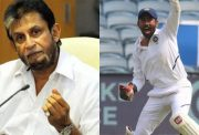 Sandeep Patil and Wriddhiman Saha