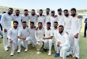 Saurashtra cricket team