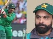 Sharjeel Khan and Mohammad Hafeez