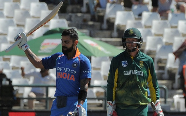 Coronavirus: India, South Africa ODIs to be played behind closed doors