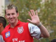 Brett Lee Kings XI Punjab