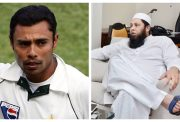 Danish Kaneria and Inzmam-ul-Haq
