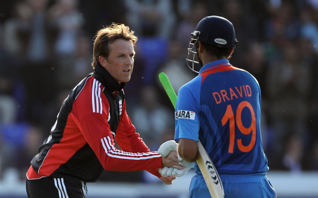 Rahul Dravid made me feel like an 11-year-old spinner: Graeme Swann thumbnail