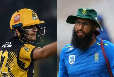 Haider Ali and Hashim Amla