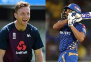 Jos Buttler and Rohit Sharma
