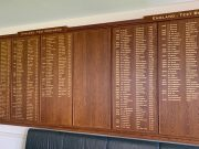 Lord's honours boards