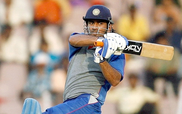 MS Dhoni's century for Asia XI against Africa XI in 2007