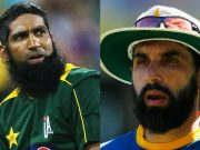 Mohammad Yousuf and Misbah-ul-Haq