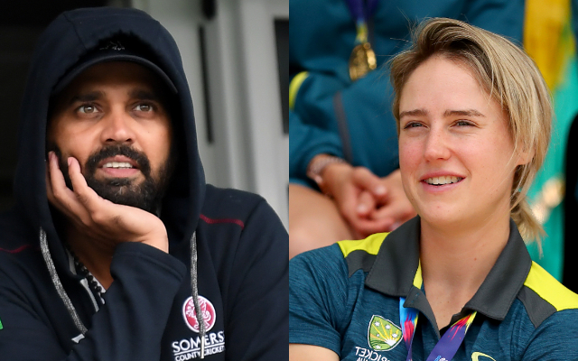 Ellyse Perry Now Replies Back To Murali Vijay's Dinner Date Wish.