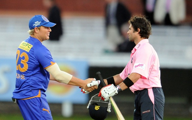 Rajasthan Royals vs Middlesex