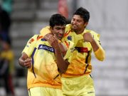 Ravichandran Ashwin and Suresh Raina