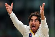 Saeed Ajmal Test