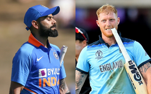 The worst complaint you could ever make' – Ben Stokes criticises Virat Kohli  for questioning the Edgbaston boundaries during the 2019 World Cup
