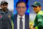 sarfraz ahmed, Rashid Latif and Kamran akmal