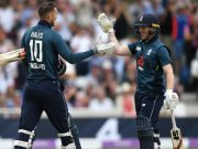 Alex Hales and Eoin Morgan
