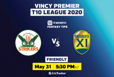 Friendly-VincyPremierT10-Strikers-PresidentXI