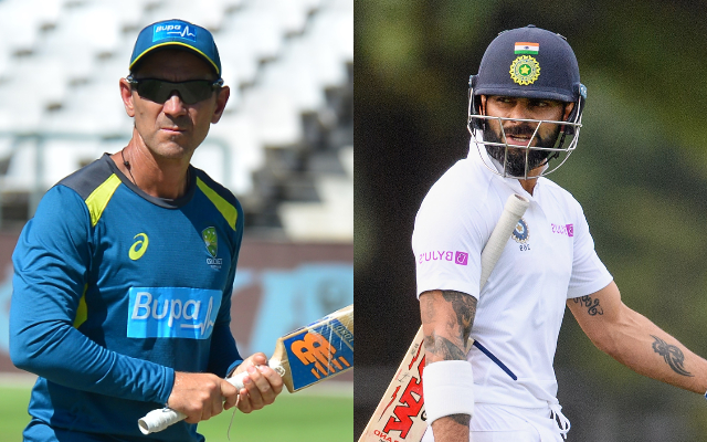 You can only judge yourself if you beat the best' - Justin Langer wants to defeat India in India