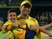 MS Dhoni and Gibran