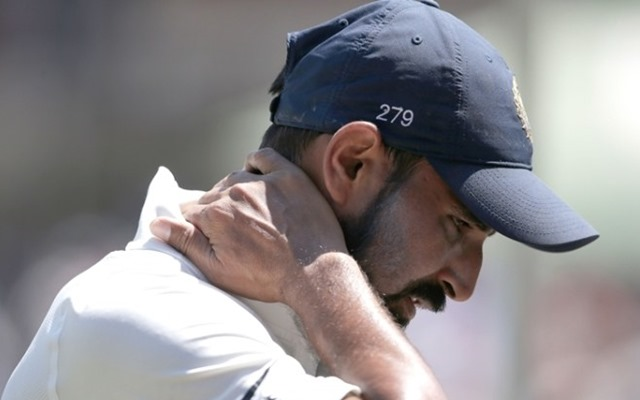 India pacer Mohammed Shami opens up about suicidal thoughts