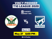 VincyT10-11Wickets-Match-16-Fort-Charlotte-Strikers-vs-Grenadines-Divers