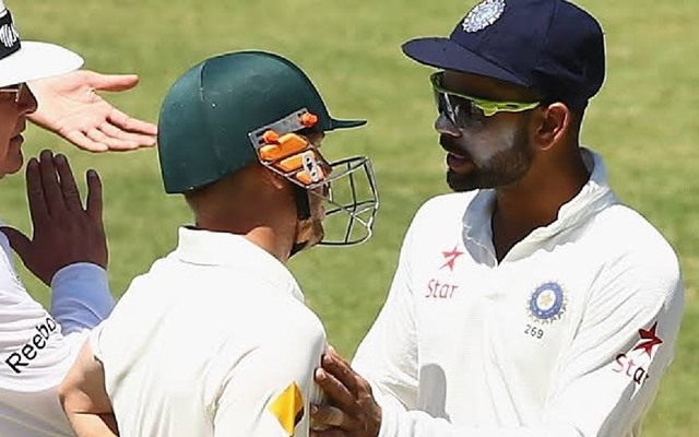 Kohli is a 'terrific guy', says Smith