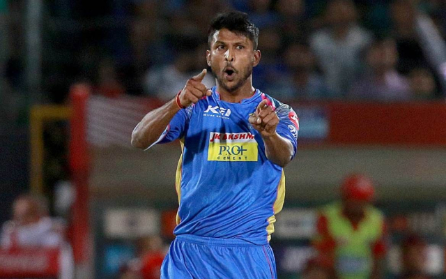Krishnappa Gowtham speaks on KXIP turning into mini-Karnataka