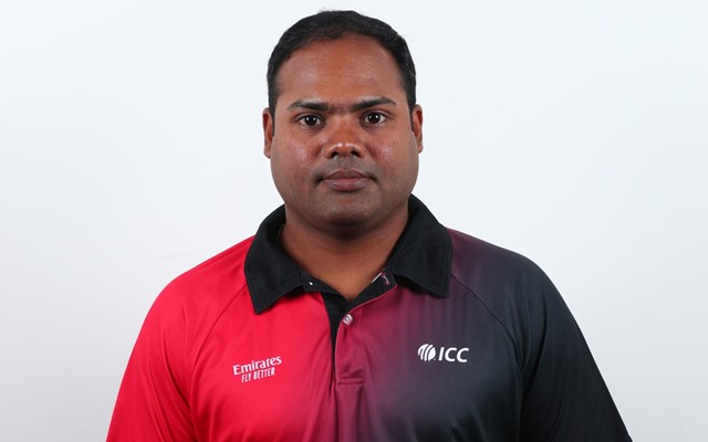 India's Nitin Menon becomes youngest elite umpire at 36