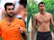 Yuki Bhambri and Navdeep Saini