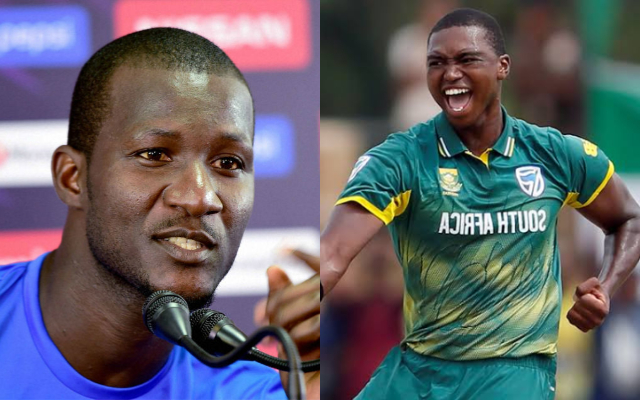 Pace legend Barnes stands with Lungi Ngidi on Black Lives Matter