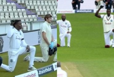 England and West Indies cricketers