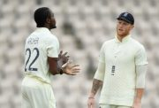 Jofra Archer and Ben Stokes